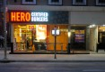 Hero Certified Burgers (Yonge and Irwin)