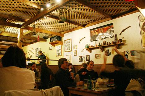 Inside Mezzetta