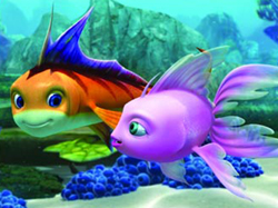 Animation free hd wallpaper fish animated wallpaper for Moving fish wallpaper