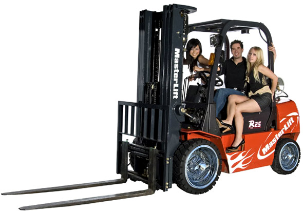 Funny Forklift Photos
