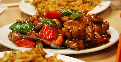 General Tao Chicken Recipes — Dishmaps