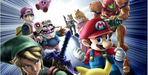 Super Smash Bros. Brawl - From Nintendo.com