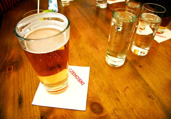 Czehoski Beer