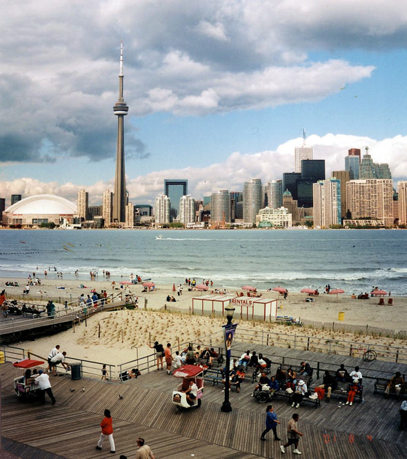 Thread: Toronto Skyline Fusions