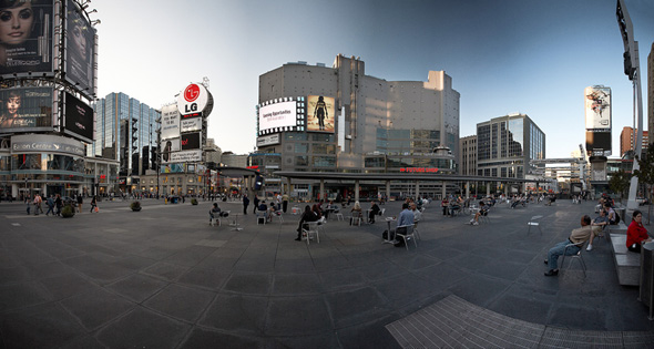 Yonge and Dundas Square Announces Summer Movies