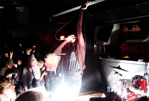 'Crystal Castles @ Wrongbar' by blogTO flickr pooler Sam-bot