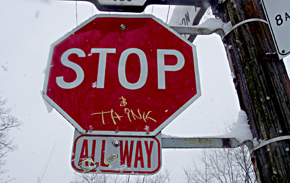 Stop & Think