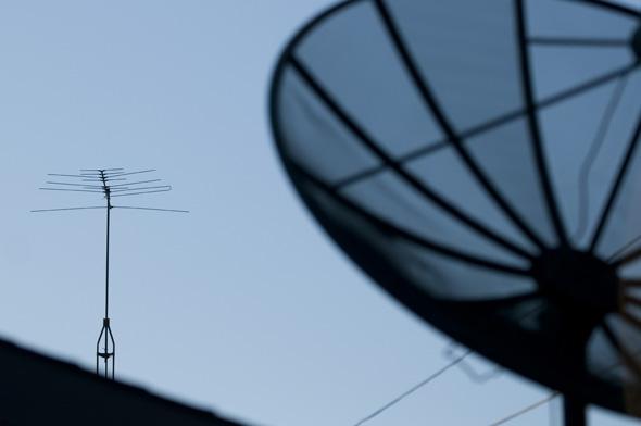 Antenna hdtv television toronto