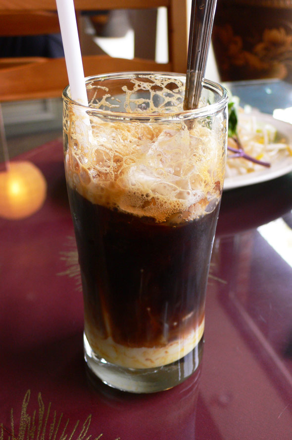 Hanoi Bistro Iced Espresso