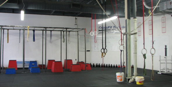 Inside CrossFit Toronto