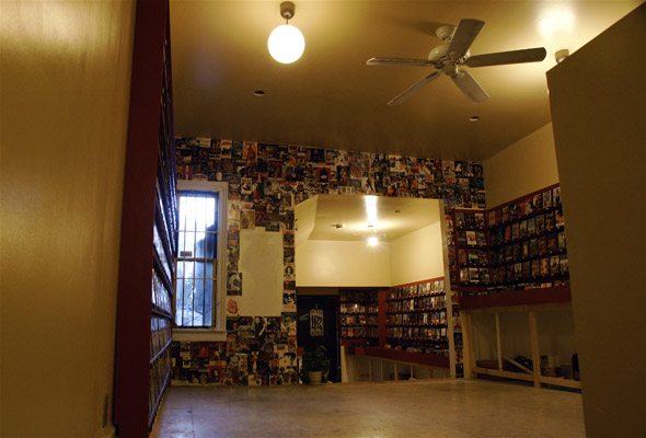 Eyesore Cinema video store opens in Toronto