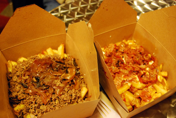 Smoke's Poutine (Bacon & Beef)
