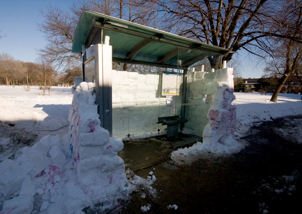 TTC Stop Igloo