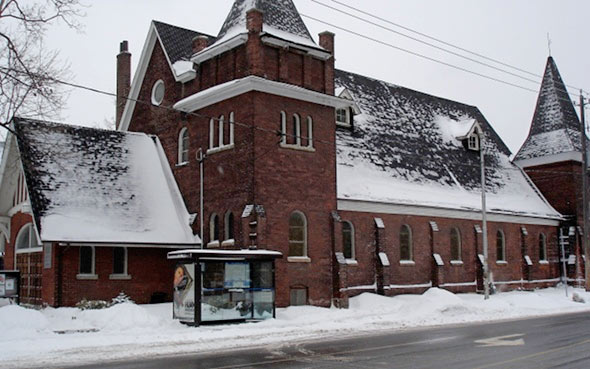 Czechoslovak Baptist Church toronto