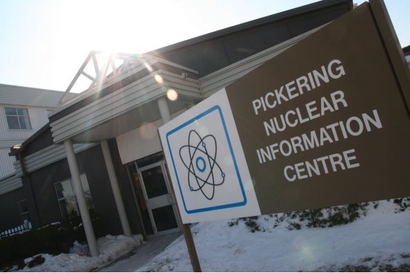 Pickering Nuclear Info Center
