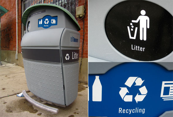 toronto new garbage bin