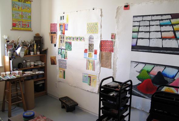 Habitats: Sarindar's studio