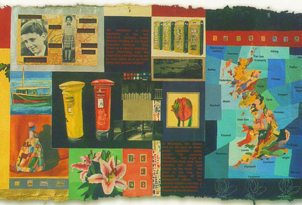 Habitats: The Shipping Forecast 1998