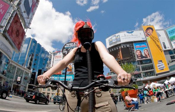 toronto bike month