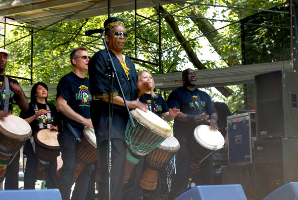 Muhtadi International Drumming Festival