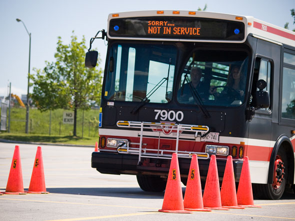 ttc roadeo 2009