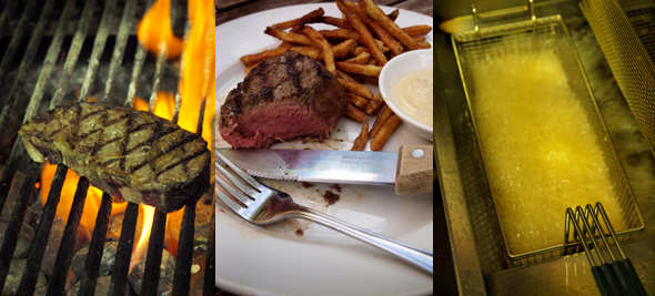 Steak Frites Toronto