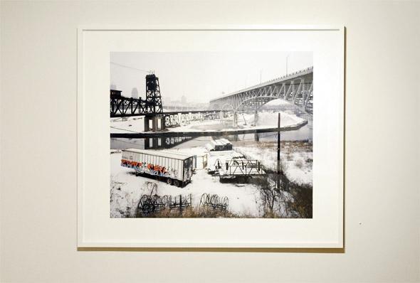 Scott Conarroe By Rail