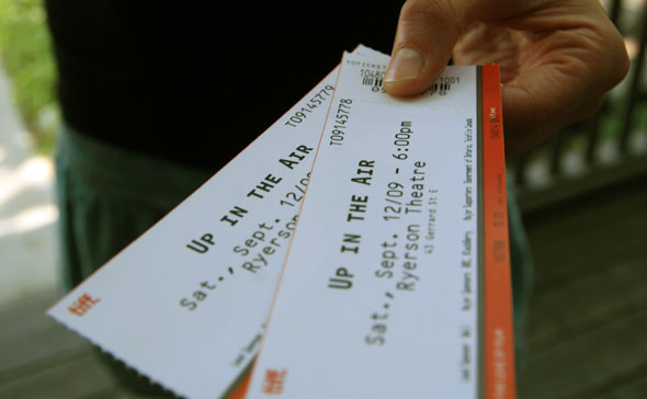 TIFF Tickets