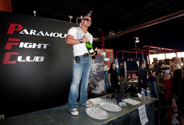 Paramount Fight Club