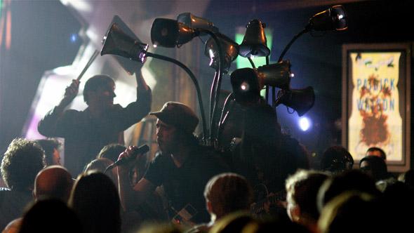 Patrick Watson at 2009 Polaris Music Prize awards