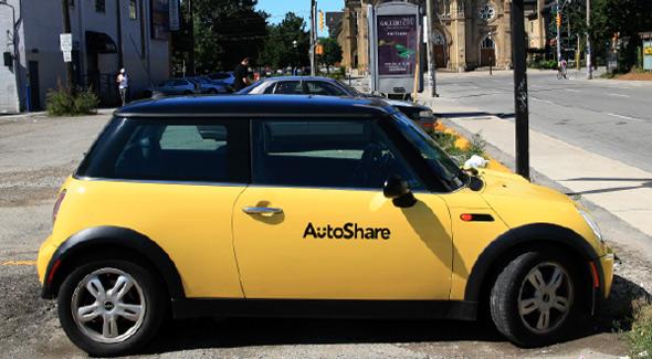 Auotshare Car Toronto