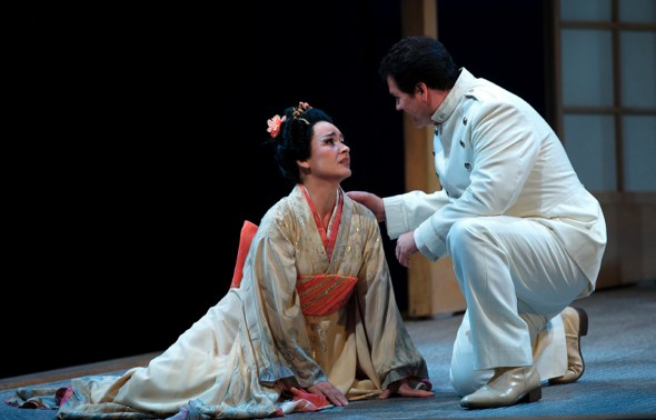 """a portray of madame butterflys tragedy The full title for jan's book, as finally published in 2000, is """"madame butterfly: japonisme, puccini, and the search for the real cho-cho-san"""" (isbn 1-880656-52-3."""