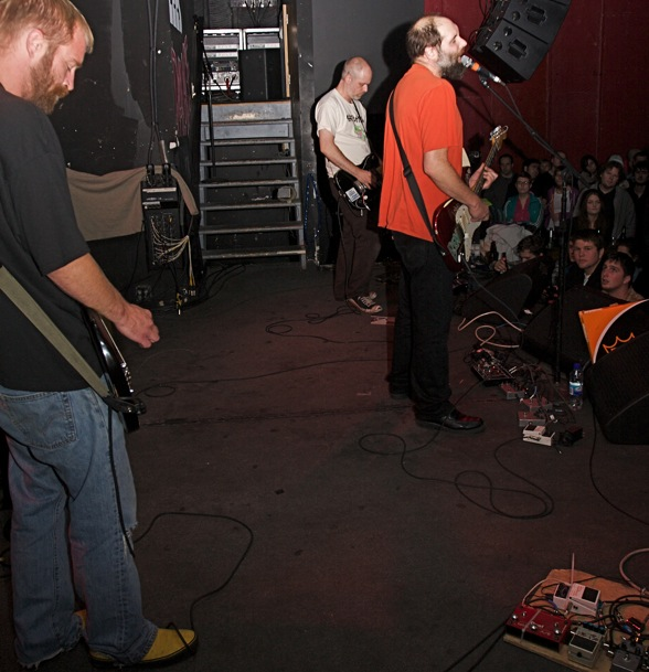 Built To Spill live in Toronto
