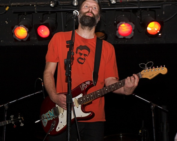 Doug Martsch of Built to Spill