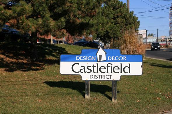 The Castlefield Design District Toronto