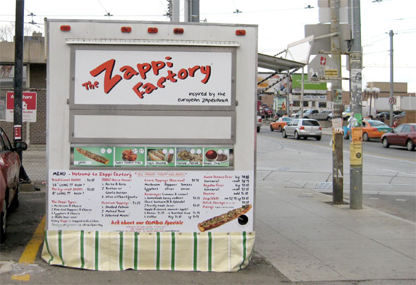 Hot Dog Stands In Scarborough