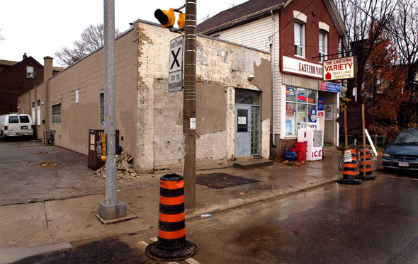 Eastern Avenue Toronto