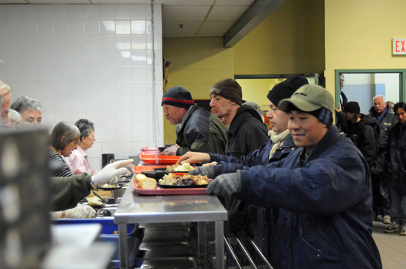 Toronto Soup Kitchens