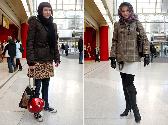Street Style The Eaton Centre