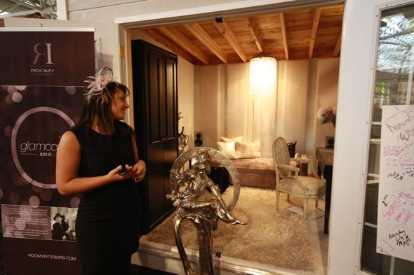 Interior Design Show - Five Rooms