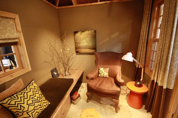 Five Small Rooms at the Interior Design Show