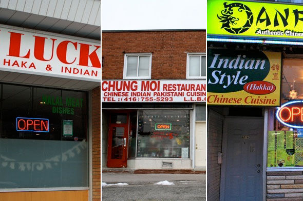 Hakka Restaurants Toronto