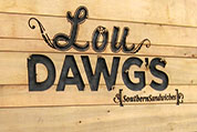 Lou Dawg's Southern Sandwiches