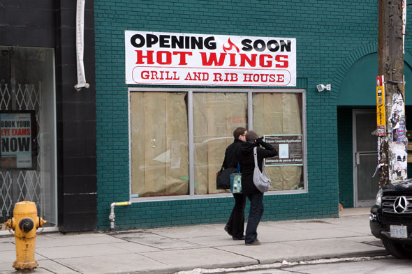 Hot Wings Toronto