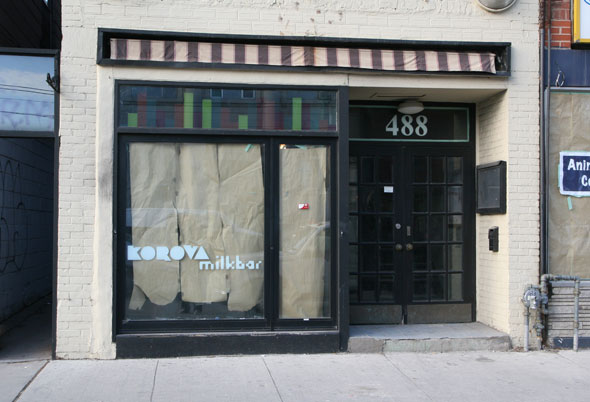 Korova Milkbar
