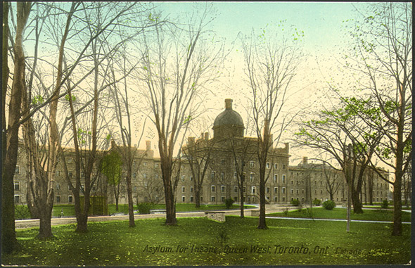 Toronto Lunatic Asylum