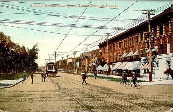 Vintage Toronto Postcards