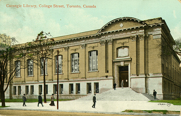 Old Toronto Postcards