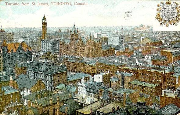 Old Toronto Postcard/></p>  <p>1908<br /><img src=