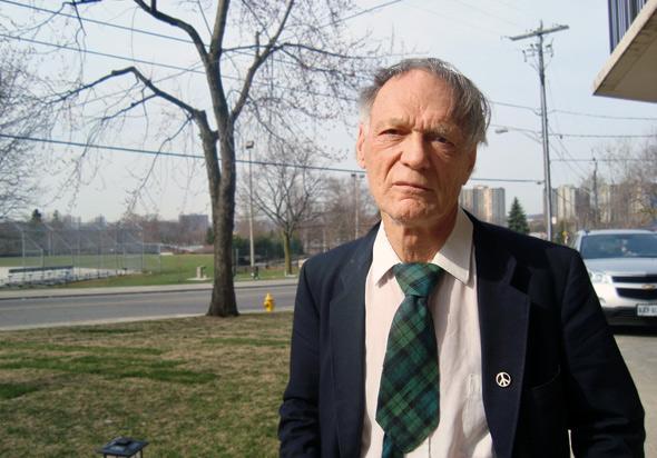 Douglas Campbell toronto
